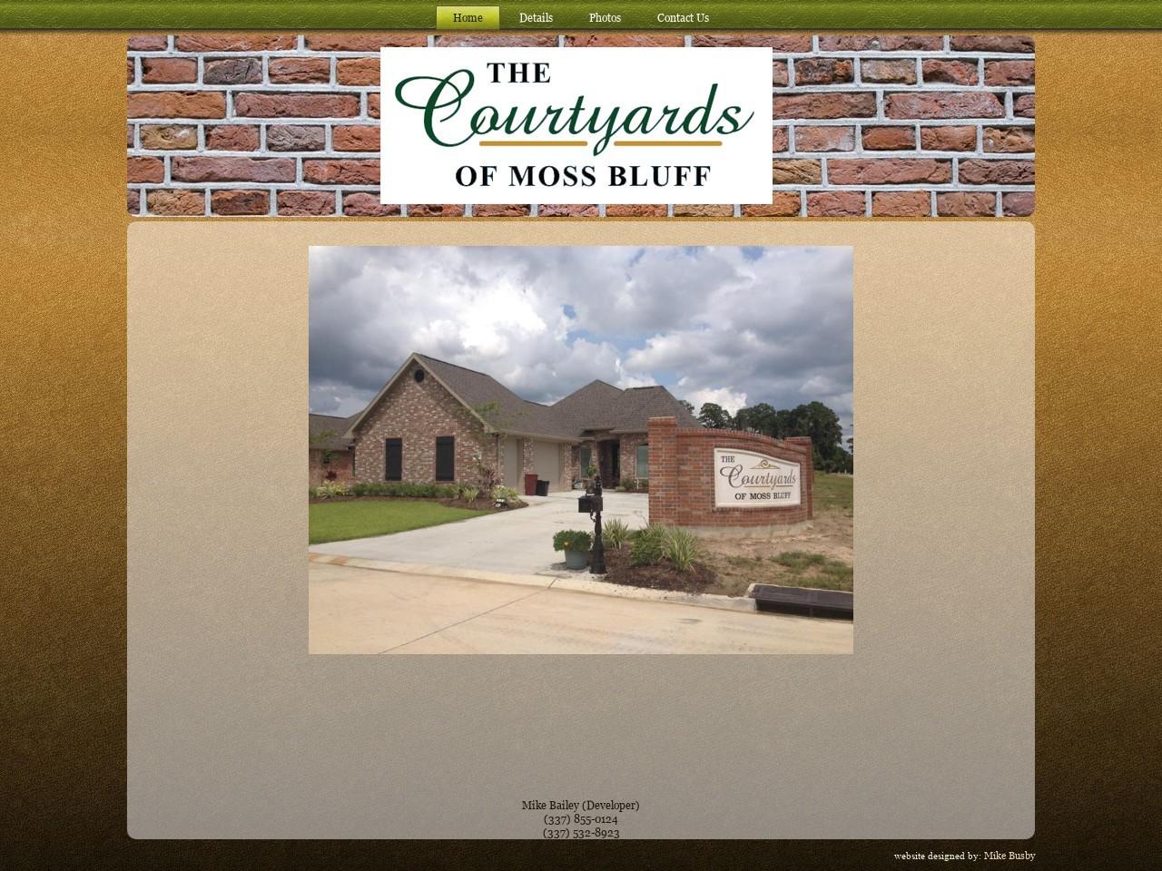 Courtyards of Moss Bluff