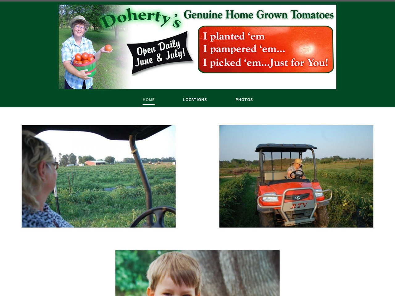 Genuine Tomatoes